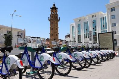 Yozgat'ta Bisiklet İstasyonu Kuruldu