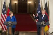 DONALD TUSK - Zirve Öncesi Trump'la Merkel Arasında Söz Savaşı