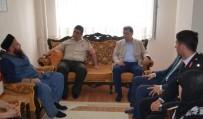 AKKONAK - 15 Temmuz Gazileri Ziyaret Edildi