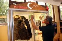 EVLAT ACISI - 15 Temmuz Şehidi Cennet Yiğit Müzesi'ni 5 Bin Kişi Ziyaret Etti