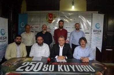 15 Temmuz Şehitleri Adına 250 Su Kuyusu Projesi