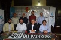 MAZLUM - 15 Temmuz Şehitleri Adına 250 Su Kuyusu Projesi