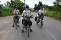 2 Bin Rakımındaki Çambaşı Yaylasına Pedal Çeviriyorlar