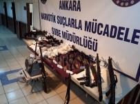 ANKARA EMNIYET MÜDÜRÜ - 4 İlde Uyuşturucu Tacirlerine Operasyon Açıklaması 79 Gözaltı