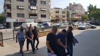 SAUNA - 40 Yıl 5 Ay Hapis Cezası Bulunan İki Kardeş Saunadaki Gizli Bölmede Yakalandı