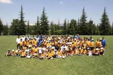 5. Geleneksel TEI Yaz Spor Okulu Tamamlandı