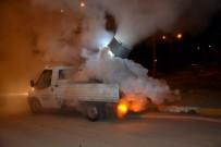 KUYULAR - Adıyaman Belediyesi Haşereyle Etkin Mücadeleye Devam Ediyor