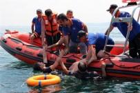 SONAR - AFAD'dan Sapanca Gölü'nde Gerçeği Aratmayacak Kurtarma Tatbikatı