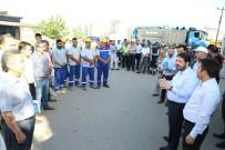 TEKERLEKLİ SANDALYE - Aksaray Belediyesi 'Başkan Mahallemizde' Projesini Başlattı