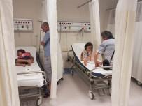 ALAADDIN KEYKUBAT - Alanya'da Gıdadan Zehirlenenler Taburcu Edildi