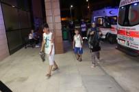 ALAADDIN KEYKUBAT - Alanya'da Otelde Gıda Zehirlenmesi İddiası