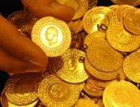 ÇEYREK ALTIN - Altının gram fiyatı bir ayın en yükseğini gördü
