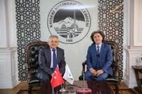 ERCIYES - Başkan Büyükkılıç Prof. Dr. Erkılıç'ı Tebrik Etti