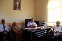 AHMET ÖZKAN - Başkan Özkartal Açıklaması 'Aldığımızı Bayrağı Engelli Kardeşlerimiz İçin Daha İleriye Taşıyacağız'