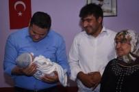 İPEKYOLU - Başkan Vekili Öztürk'ten 'Sevgiyle Büyütelim' Ziyareti