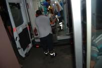 18 MART ÜNIVERSITESI - Bayramiç'te Orman Şefi Kazada Yaralandı