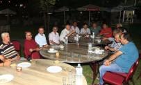 Belediye Başkanı Seçen, Muhtarlarla İstişare Toplantısı Yaptı
