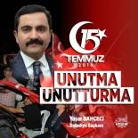 AHMET YESEVI - Belediye Başkanı Yaşar Bahçeci, 'Hain Darbe Girişiminin Yıl Dönümünde Kırşehir Ayakta Olacak'