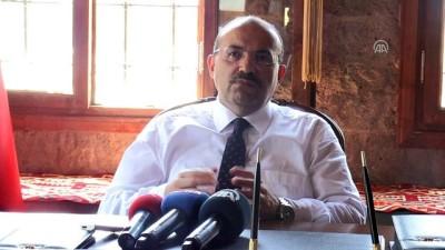 Bitlis'teki Tarihi Belediye Binası Yeniden Hizmet Vermeye Başladı