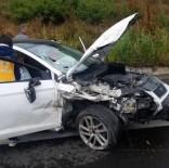 Bolu'da Trafik Kazası Açıklaması 4 Yaralı