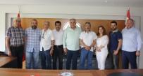 ANTALYASPOR - Cihan Bulut Açıklaması 'Bu Yıl Antalyaspor İçin Feda Yılıdır'