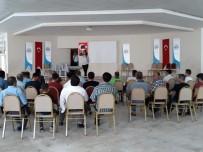 Dinar'da Hükümlülere Travma Ve Travmayla Başa Çıkma Semineri Verildi