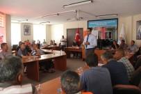 İŞ KAZASI - Dörtyol'da Belediye Personeline İş Güvenliği Eğitimi