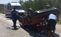 Edirne'de Trafik Kazası Açıklaması 8 Yaralı
