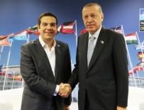 DENİZ TAŞIMACILIĞI - Aleksis Çipras'tan Erdoğan itirafı