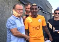 TÜRKIYE KUPASı - Galatasaray, Onyekuru'yu KAP'a Bildirdi