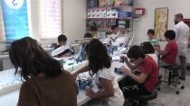 NECİP FAZIL KISAKÜREK - Geleceğin Mühendislerini Yetiştiriyorlar