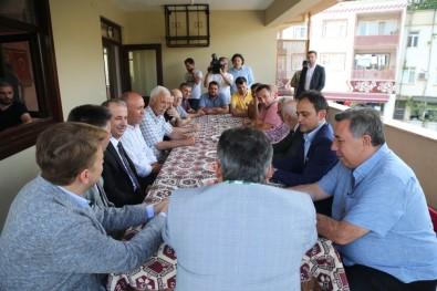 Gülbahçespor'a İade-İ Ziyaret