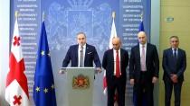 GÜRCISTAN - Gürcistan'ın Yeni Hükümeti Belli Oldu