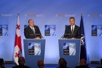 GÜRCİSTAN CUMHURBAŞKANI - 'Gürcistan NATO Üyesi Olacak'