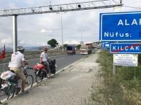 BURSA İNEGÖL - Hayvan Hakları İçin 'Batuma' Yola Çıktılar