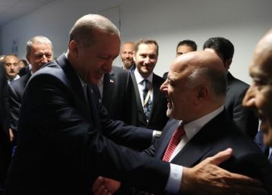 İbadi, Brüksel'de Erdoğan İle Görüştü