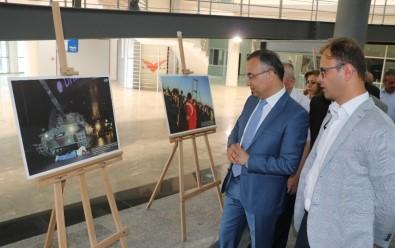 İHA'nın 'Oradaydık, Unutmadık, Unutturmadık' Adlı Fotoğraf Sergisi Karabük'te Açıldı