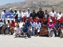 İSLAM ÜLKELERİ - İİT Ülkesi Temsilcileri Malatya'yı Gezdi