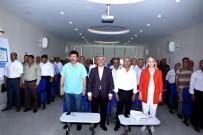 GÜNEYDOĞU ANADOLU BÖLGESİ - İpekyolu Belediyesinden Muhtarlara Eğitim
