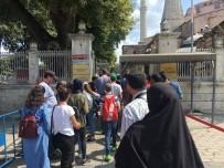 AYASOFYA MÜZESI - İstanbul Tatiliyle Ödüllendirilen Hintli Çalışanlar Tarihi Yarımadaya Akın Etti