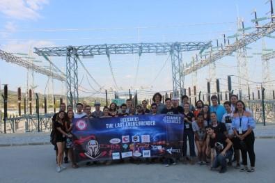 ISUBÜ Ev Sahipliğinde 'Yenilenebilir Enerji' Konulu Yaz Kursu Tamamlandı