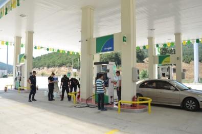 İtfaiye Müdürlüğü'nden Benzin İstasyonlarına Denetim