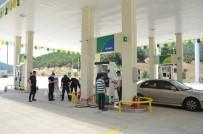 BENZIN - İtfaiye Müdürlüğü'nden Benzin İstasyonlarına Denetim
