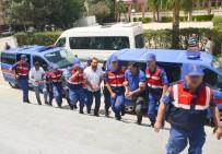 KAMU GÖREVLİSİ - Jandarmadan Tarihi Eser Kaçakçılarına Operasyon