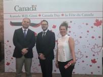 YÜKSEK İSTIŞARE KONSEYI - Kanada Milli Günü Resepsiyonuna Kanada Okulları Da Katıldı