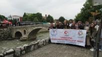 KOSOVA - Karabüklü Gençler Balkanlarda Ecdadın İzini Sürdü