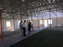 CAMİİ - Kaymakam Dundar, Çalışmaları Denetledi