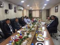 MAHMUT YıLDıZ - Kaymakam Dundar, 'Sınır Güvenliği' Toplantısına Katıldı
