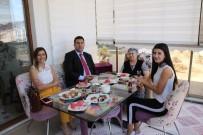 17 AĞUSTOS - Kaymakam Yılmaz'dan Şehit Ailesine Ziyaret