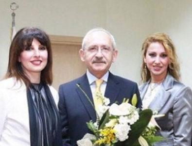Kemal Kılıçdaroğlu kedicikleri makamında ağırlamış